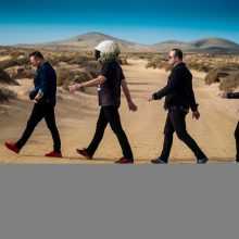 """""""Biplan"""" apie naują albumą: tai – rimtas pokalbis apie nerimtus dalykus"""