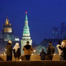 Rusija gali sulaukti dar griežtesnių sankcijų iš JAV