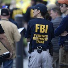 D. Trumpas neapsisprendžia, ar viešinti FTB kompromituojančią informaciją