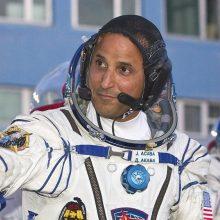 Istorinis įvykis: Lietuvos moksleiviai susisiekė su TKS astronautu <span style=color:red;>(vaizdo įrašas)</span>