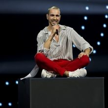 """""""Eurovizijos"""" atrankos finalininkų """"The Roop"""" daina suskambo kitaip"""