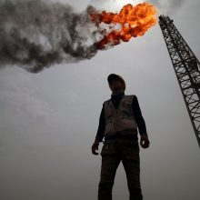 Po smarkaus kainų šuolio nafta pinga