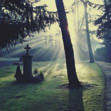 Miestelyje dėl vietų kapinėse bus surengta loterija