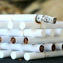Beveik auksiniai cigarečių pakeliai: už vieną – 17 eurų