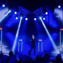 """Pirmoji """"Eurovizijos"""" nacionalinės atrankos laida – su vedėjų ir atlikėjų staigmenom"""