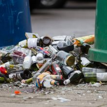 Nuo gegužės Vilniuje – atliekų tvarkymo pokyčiai