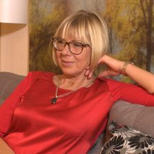 L. Janušonytė: mano vyras bendraamžis ir nėra jis ypač turtingas