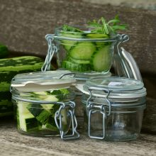 Konservavimo sezonas prasidėjo: agurkų džemo receptas