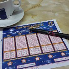 Sėkmės kūdikis: loterijoje vyras antrąkart laimėjo milijoną eurų