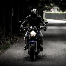Įvardijo, kas dažniausiai lemia motociklų eismo įvykius