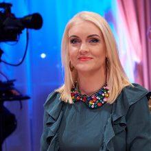 Apie laimės nebuvimą uždainavusi R. Ščiogolevaitė sulaukė pašaipių komentarų
