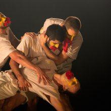 """Tarptautinis šokio festivalis """"Aura 28"""": maišto ir estetikos dermė"""