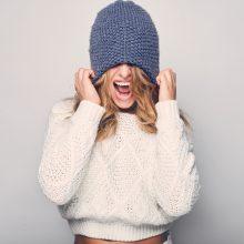 Šeši patarimai, kaip apsaugoti plaukus nuo šalto ir sauso žiemos oro