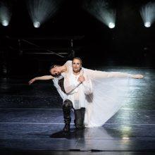 Didžiausias lietuviškas miuziklas triumfavo Čikagos scenoje
