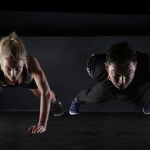Kaip prikalbinti antrąją pusę sportuoti kartu?