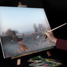 Griauna mitą: kūrybai nebūtinas įgimtas talentas