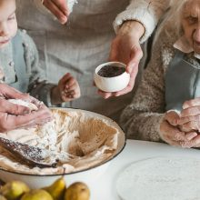 Tradiciniai kūčiukų receptai: gudrybės, kurios neleis suklysti kepant namuose