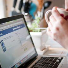 Tyrimas: Lietuvoje internetu naudojasi daugiau kaip ketvirtadalis gyventojų