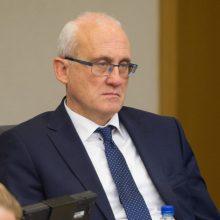 S. Jakeliūnas: reikės spręsti ne tik dėl biudžeto, bet ir dėl praėjusios krizės