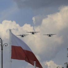 Baimė dėl Rusijos: Lenkija formuoja naują diviziją kariniam kontingentui sustiprinti