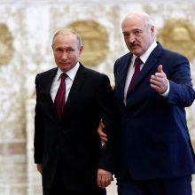 A. Lukašenka: Rusija padėjo statyti Astravo AE, mes galime padėti jiems