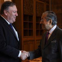 JAV ir Turkija susitarė stengtis spręsti dvišales problemas