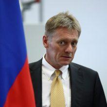 """Kremlius smerkia Europos """"kišimąsi"""" į Venesuelos reikalus"""