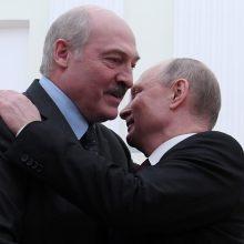 A. Lukašenka kurs sąjunginę valstybę su Rusija – gali būti panašu į ES?