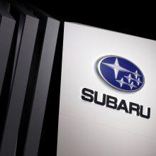 """Nemalonios """"Subaru"""" naujienos: atšaukia 2,2 mln. automobilių"""