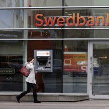 """Švedijos prokuratūra ėmėsi """"Swedbank"""" skandalo tyrimo"""