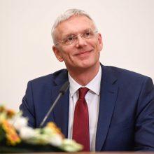 Latvijos premjeras: šalis griežtai laikysis provakarietiškos užsienio politikos