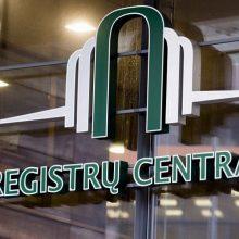 Registrų centre numatomas atnaujinimas: neveiks dalis sistemų