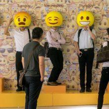 19-asis emoji gimtadienis: kas išpopuliarino Japonijoje atsiradusius jaustukus?