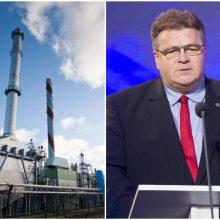 L. Linkevičius: Lietuva gali būti vartais JAV dujoms į Europą
