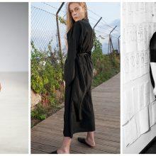 """Ant """"Fashion Week Klaipėda"""" podiumo – ir minimalizmas, ir drąsūs įvaizdžiai"""