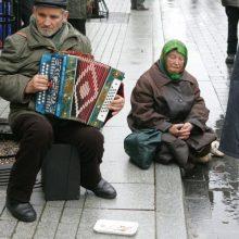 Žemiau absoliučios skurdo ribos – 390 tūkst. Lietuvos gyventojų