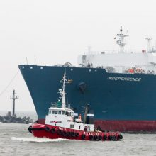 Energetikos ministras JAV tarsis dėl SGD importo į Europą