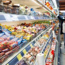 Infliacijos tempas lėtėja, bet paslaugos vis dar brangsta sparčiau