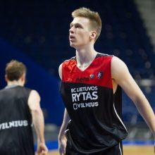 """Vilniaus """"Rytas"""" sužinojo varžovus Europos taurėje: tikslas – patekti į aštuntuką"""
