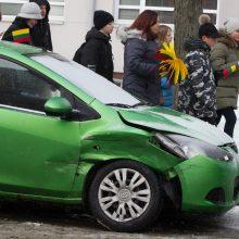 Ekspertas pataria: ką daryti, kai avarijos kaltininkas neapsidraudęs?