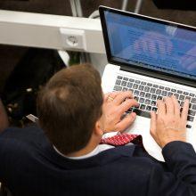 Vyriausybės siūlymas – stiprinti autorių teisių apsaugą