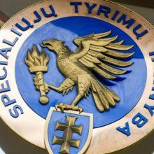 Kyšį Lietuvos kariuomenės karininkui siūlęs verslininkas – STT agentų rankose
