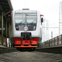 Sutankės keleivinio traukinio Kijevas-Minskas-Vilnius-Ryga reisai
