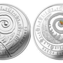 Lietuvos bankas išleis Joninėms skirtas kolekcines monetas