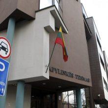 Klaipėdos apylinkės teisme sumuštos dvi moterys