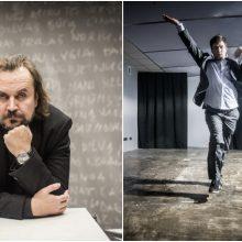 """O. Koršunovo """"Pamišėliui"""" – festivalio """"Baltic House"""" Sankt Peterburge kritikų prizas"""