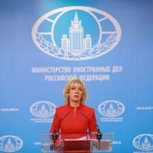 Maskva: Rusija ir Didžioji Britanija pasiekė konsulatų skaičiaus paritetą