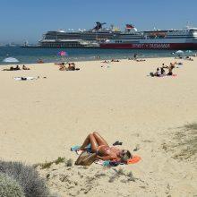 Šis sausis Australijoje – karščiausias nuo orų stebėjimo pradžios