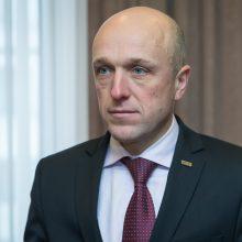 Buvęs STT vadovas S. Urbanavičius pradeda vadovauti Registrų centrui