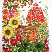 Ukrainos ornamentinė tapyba – UNESCO kultūros paveldo sąraše